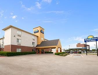 Days Inn & Suites Dallas Außenaufnahme