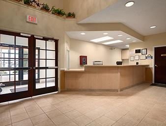 Days Inn & Suites Dallas Lounge/Empfang