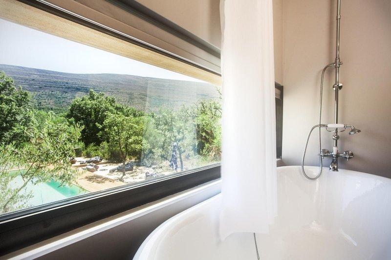 Cooking & Nature Emotional Hotel Badezimmer
