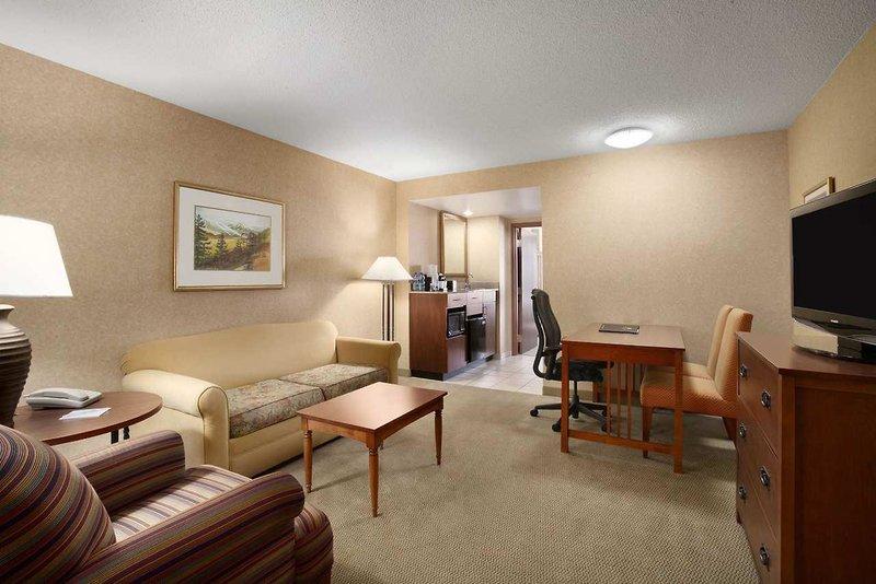 Embassy Suites Denver International Airport Wohnbeispiel