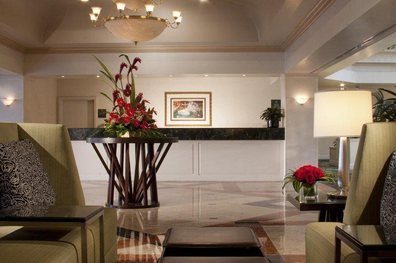 Embassy Suites Las Vegas Lounge/Empfang