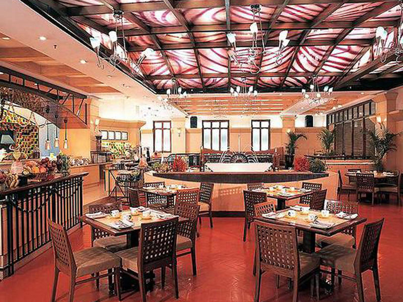 Taj Diplomatic Enclave  Restaurant