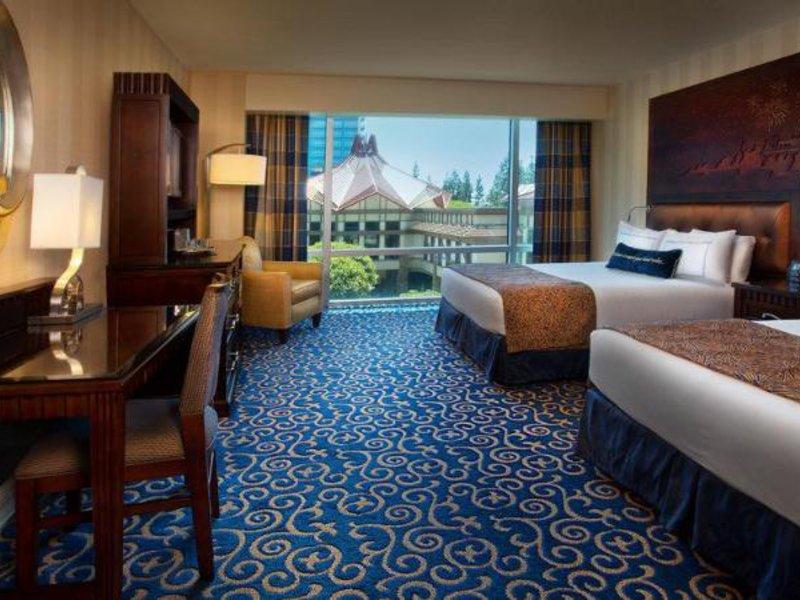 Disneyland Hotel Anaheim Wohnbeispiel