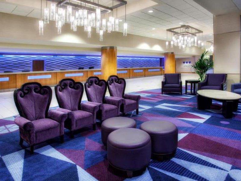 Disneyland Hotel Anaheim Lounge/Empfang