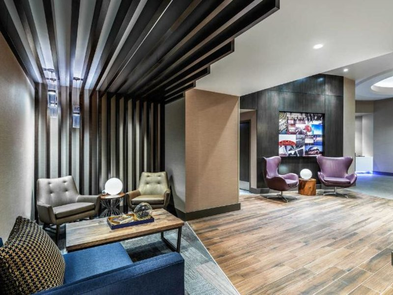 Cambria Hotel & Suites Chicago Loop - Theatre District Lounge/Empfang