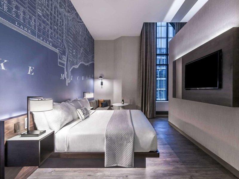 Cambria Hotel & Suites Chicago Loop - Theatre District Wohnbeispiel