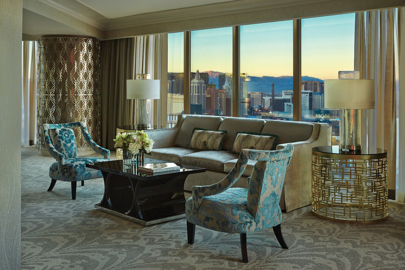 Four Seasons Las Vegas Lounge/Empfang