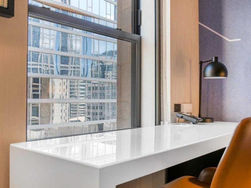 Cambria Hotel & Suites Chicago Loop - Theatre District Badezimmer
