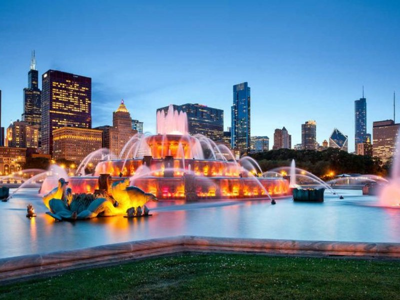 Cambria Hotel & Suites Chicago Loop - Theatre District Sport und Freizeit