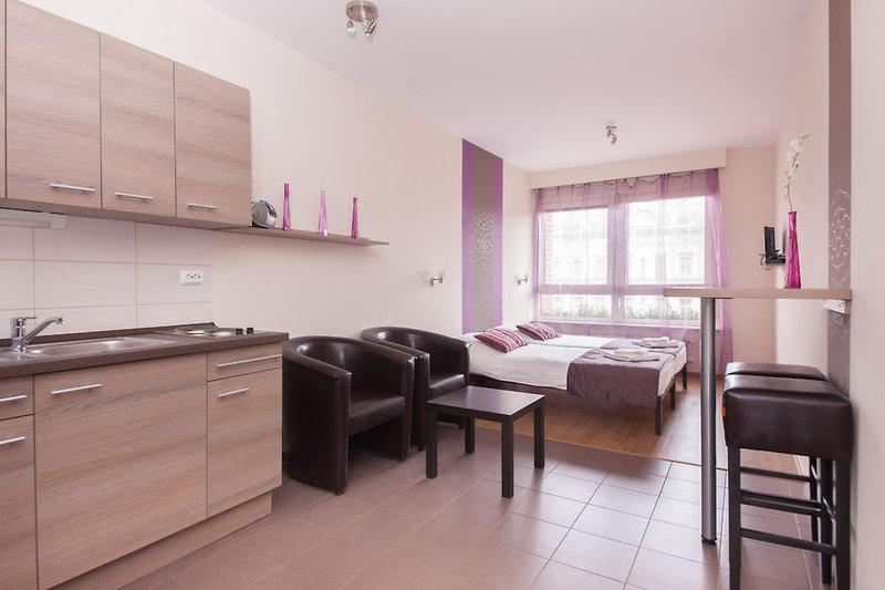 K9 Residence Lounge/Empfang