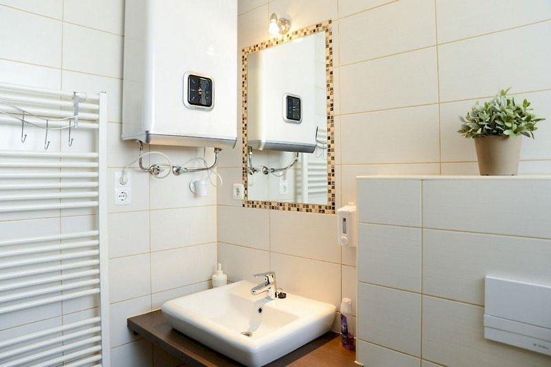 K9 Residence Badezimmer