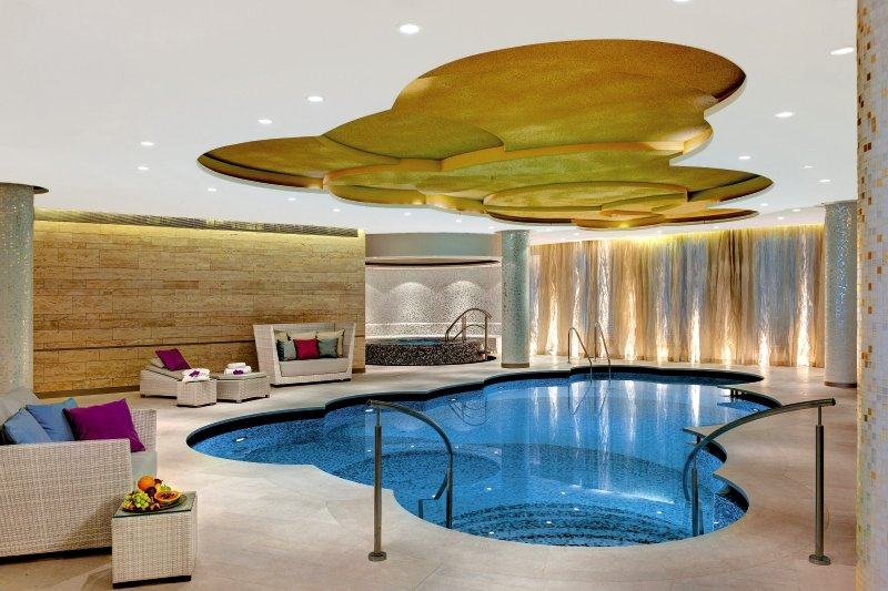 Waldorf Astoria BerlinHallenbad