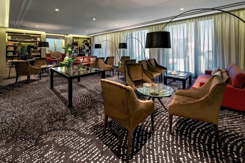 Waldorf Astoria BerlinLounge/Empfang