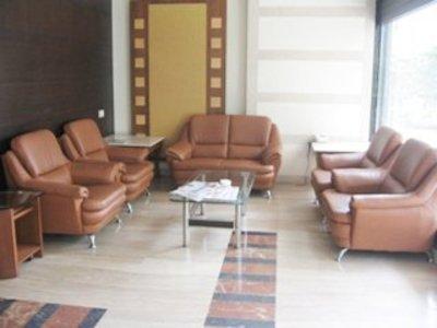 Airport International Lounge/Empfang