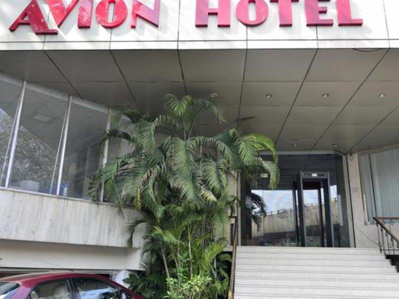 Avion Hotel Außenaufnahme