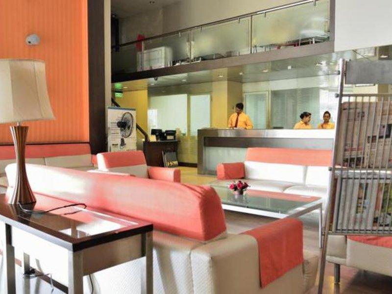 Avion Hotel Lounge/Empfang