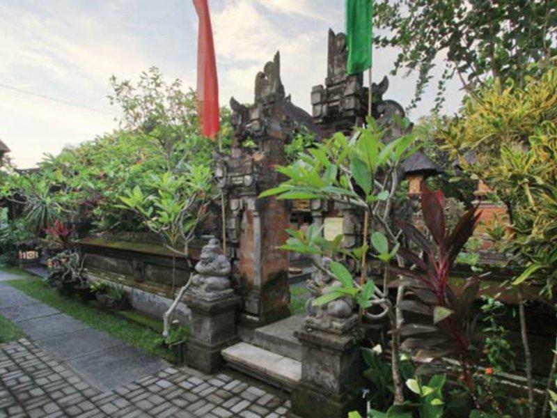 Mawa House Garten