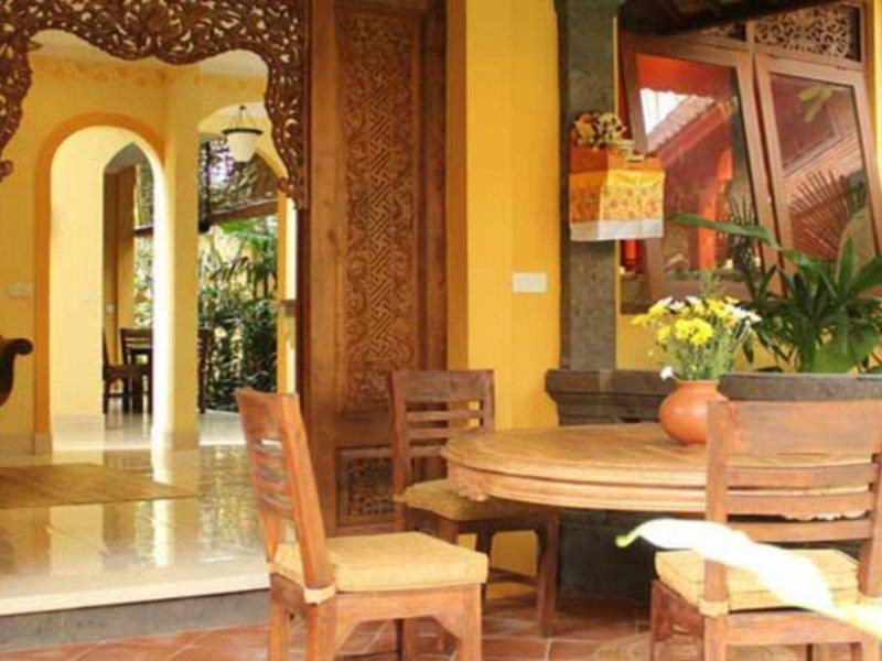 Mawa House Lounge/Empfang