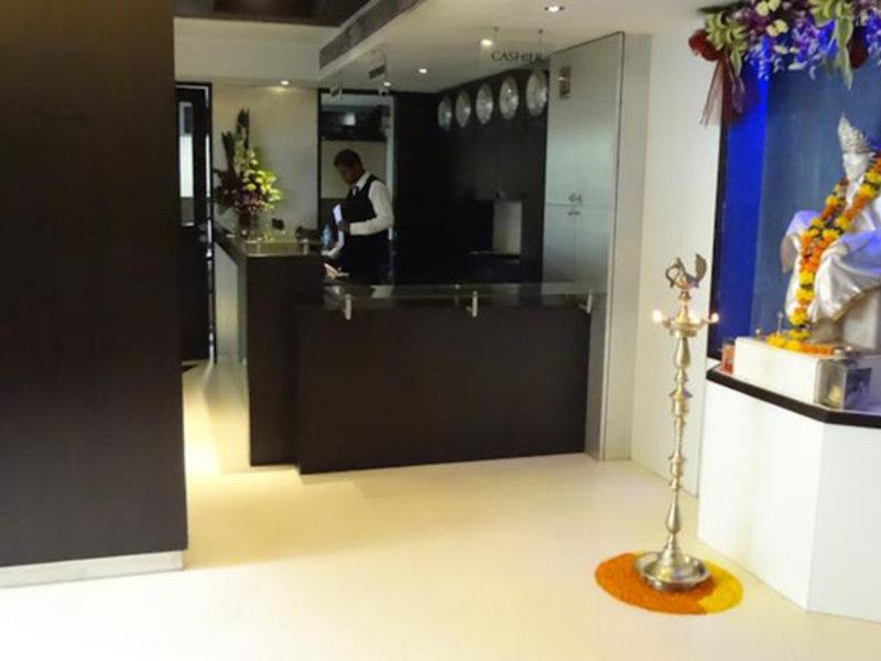 Suncity Residency Lounge/Empfang