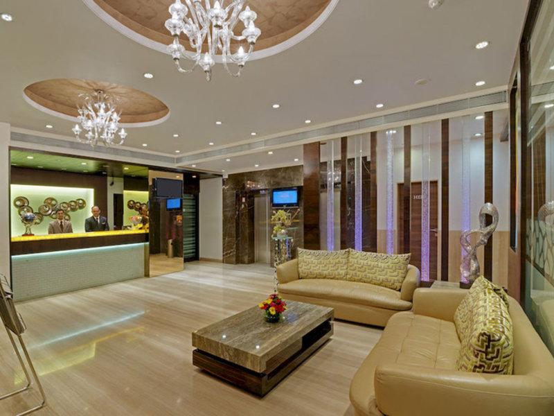 Suba Galaxy Lounge/Empfang