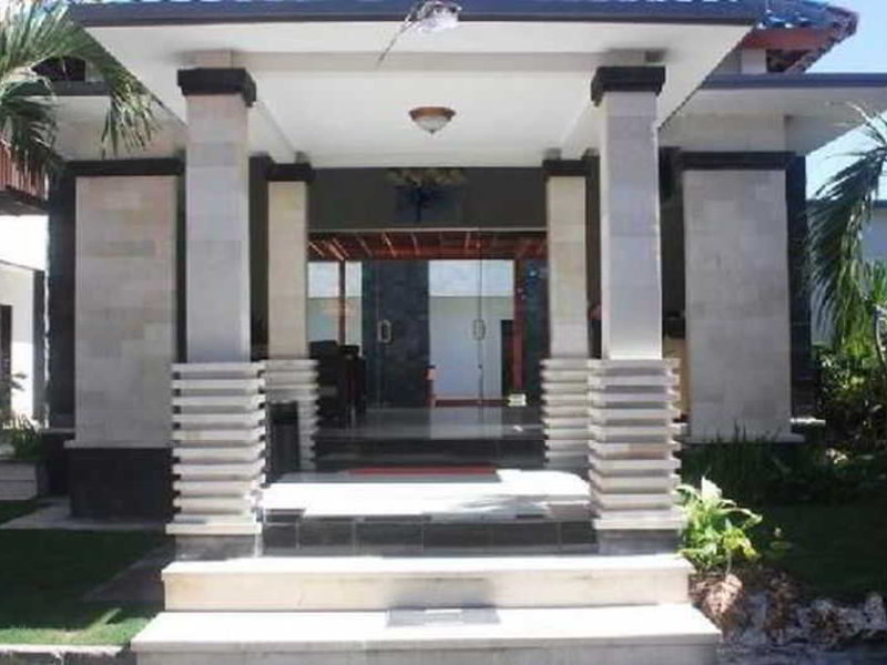 Mamo Hotel Uluwatu Lounge/Empfang
