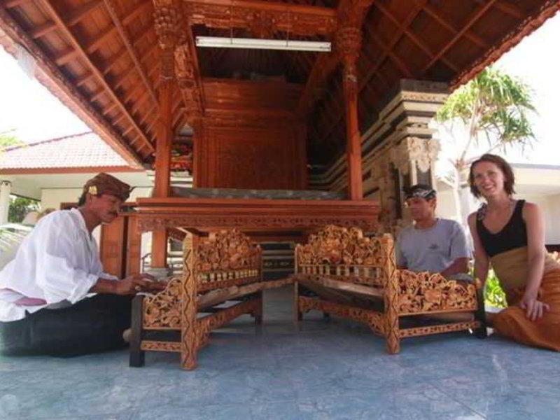 Mamo Hotel Uluwatu Sport und Freizeit