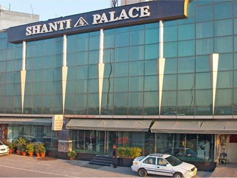 Shanti Palace Außenaufnahme