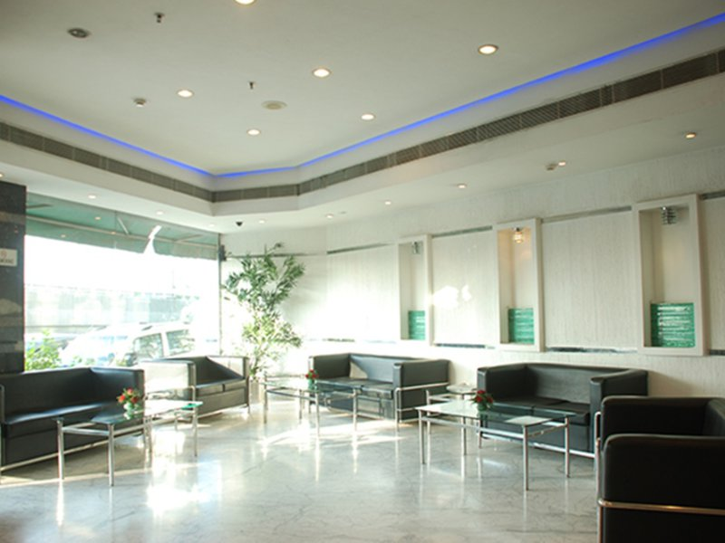 Shanti Palace Lounge/Empfang