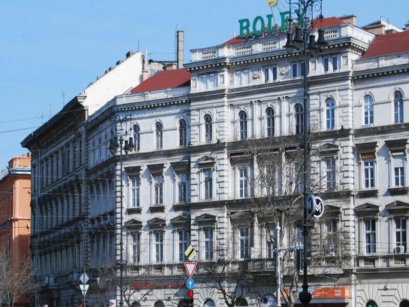 Cotton House Budapest Außenaufnahme
