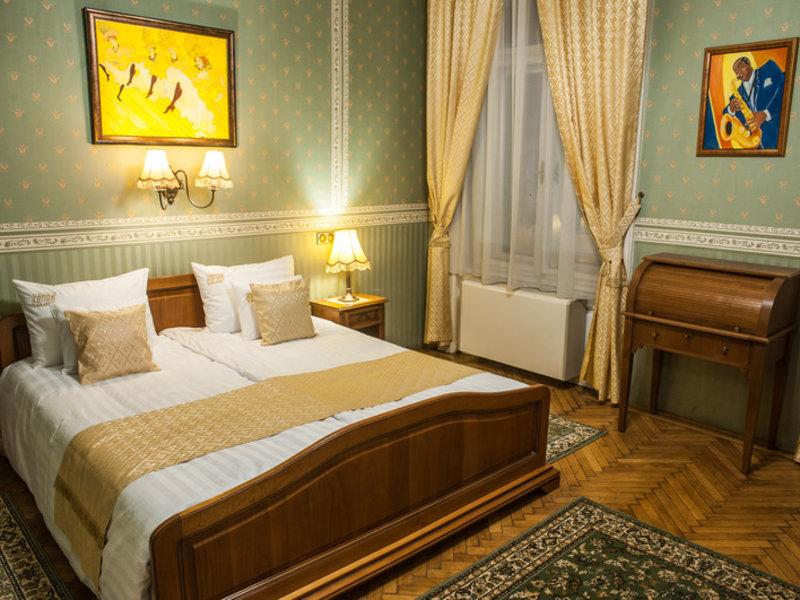 Cotton House Budapest Wohnbeispiel