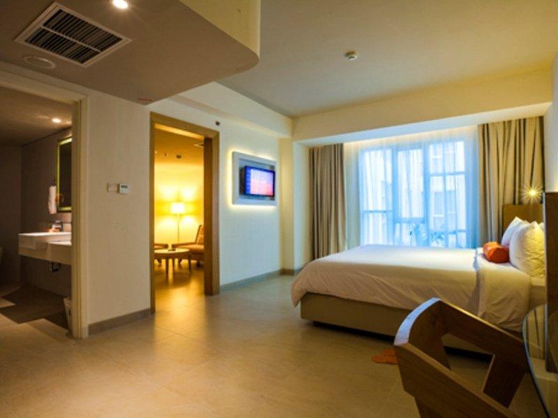 Harris Hotel Raya Kuta Wohnbeispiel