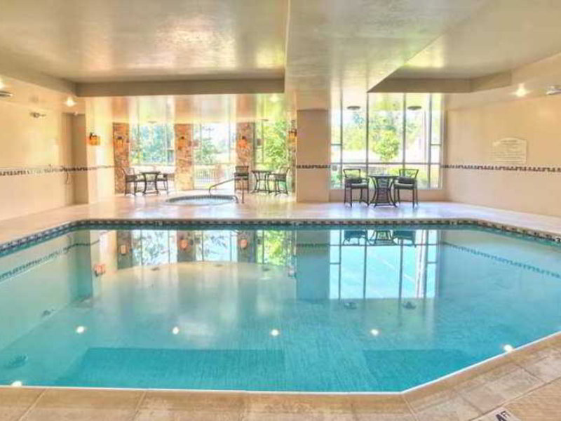 Hilton Garden Inn Boise Eagle Hallenbad