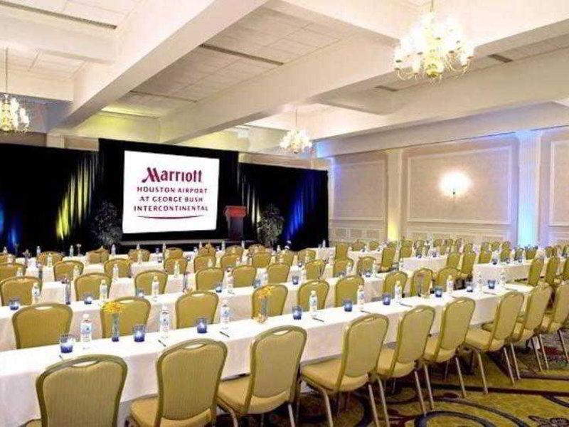 Houston Marriott Airport at George Bush Intercontinental Konferenzraum