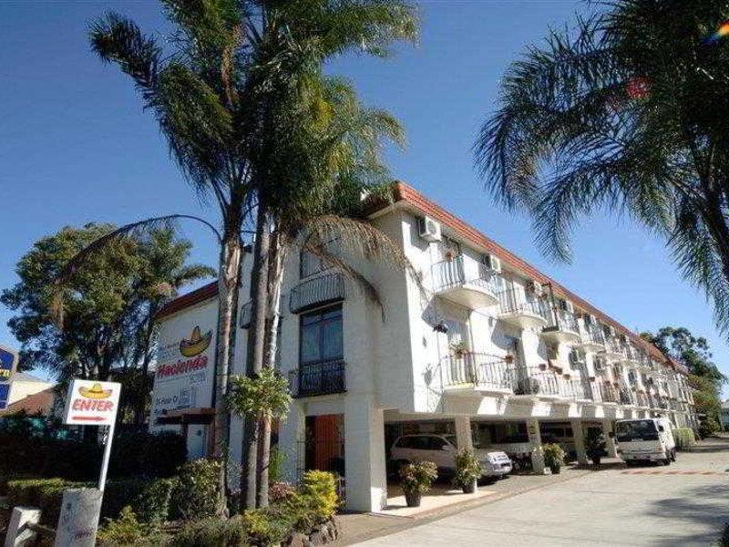 Airport Hacienda Motel Außenaufnahme