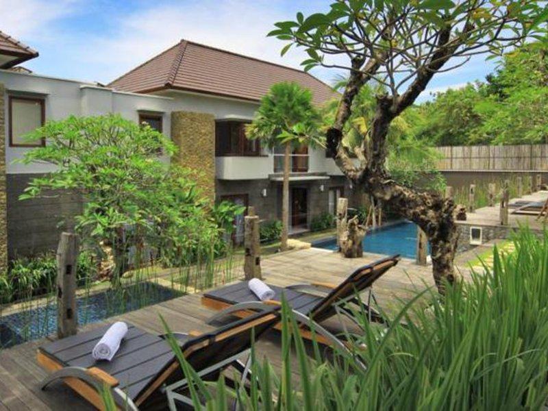 Abi Bali Villa Resort & Spa Garten