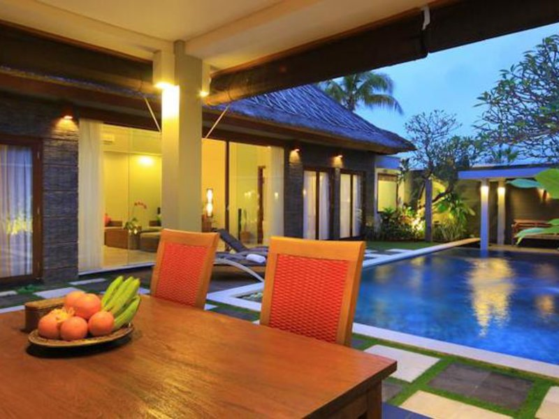 Abi Bali Villa Resort & Spa Terrasse