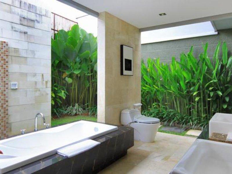 Abi Bali Villa Resort & Spa Badezimmer