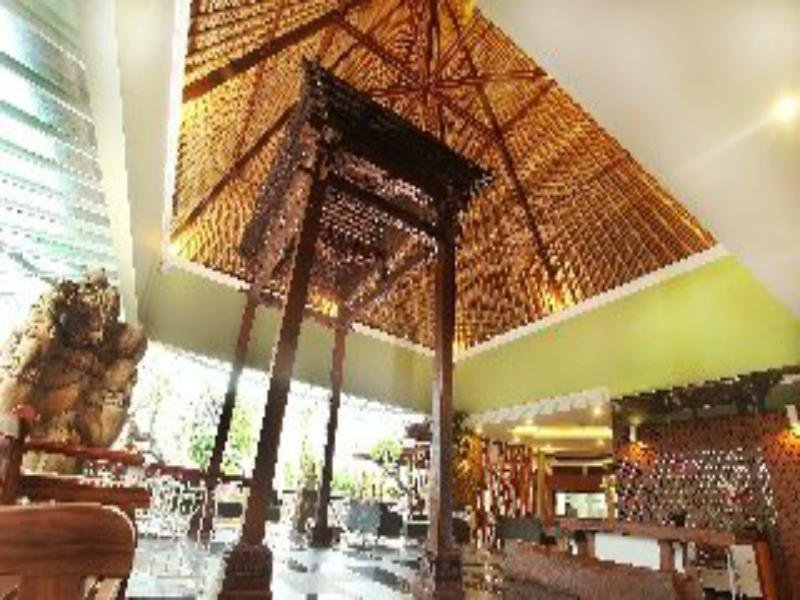 Abi Bali Villa Resort & Spa Lounge/Empfang