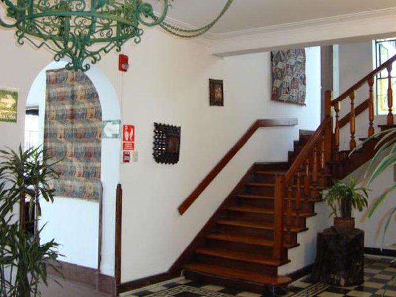 Hotel Senorial Lounge/Empfang