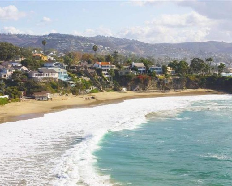Laguna Beach House Strand