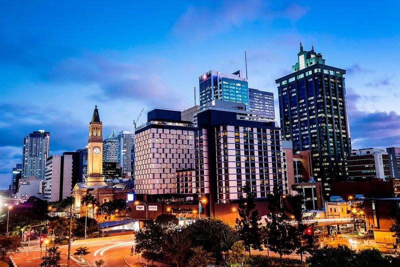 Mercure Brisbane King George Square Außenaufnahme