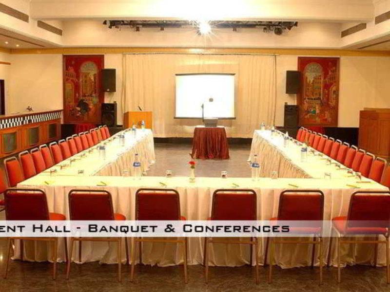 Ramee Guestline Khar Konferenzraum