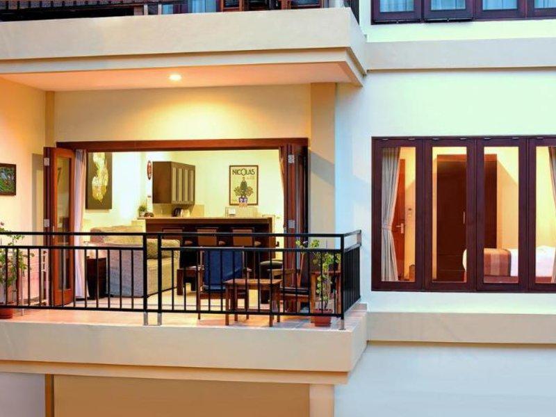 Kuta Town Houses Lounge/Empfang