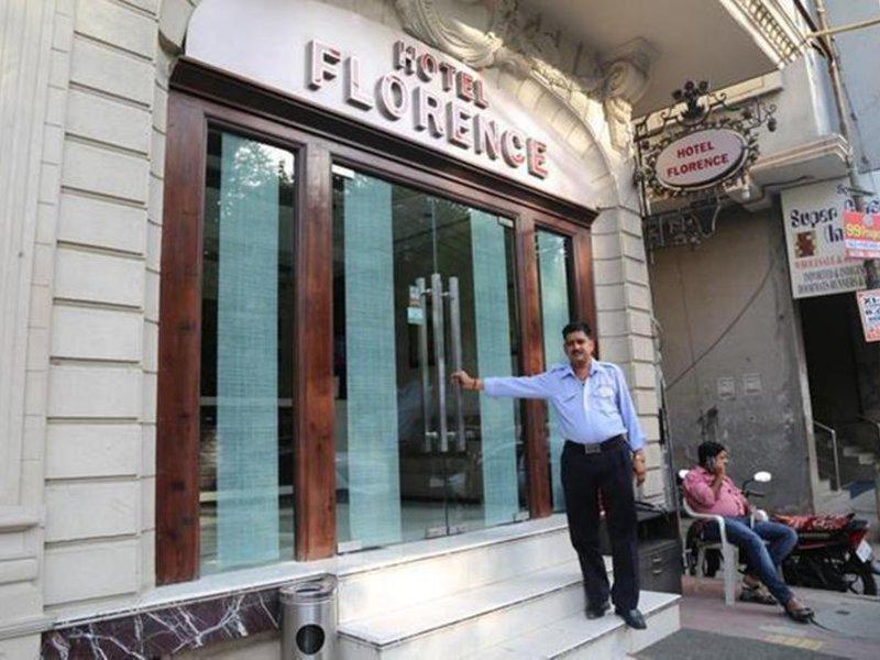Hotel Florence Außenaufnahme