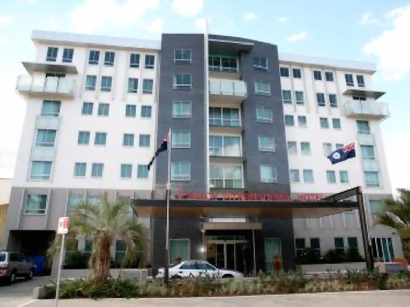 Metro Hotel Ipswich International Außenaufnahme