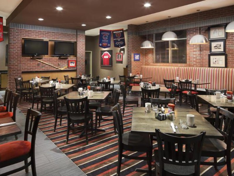 Holiday Inn Chicago Midway Airport Restaurant