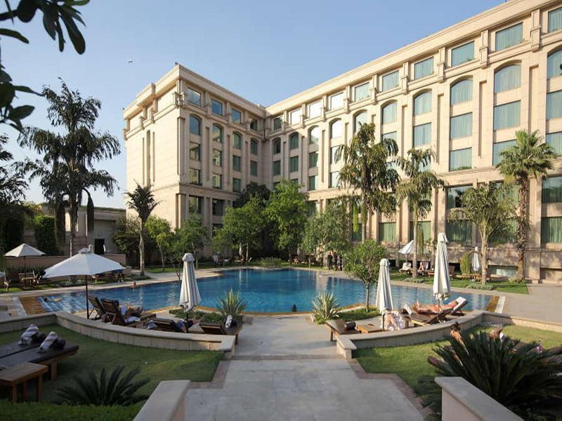 The Grand New Delhi Außenaufnahme