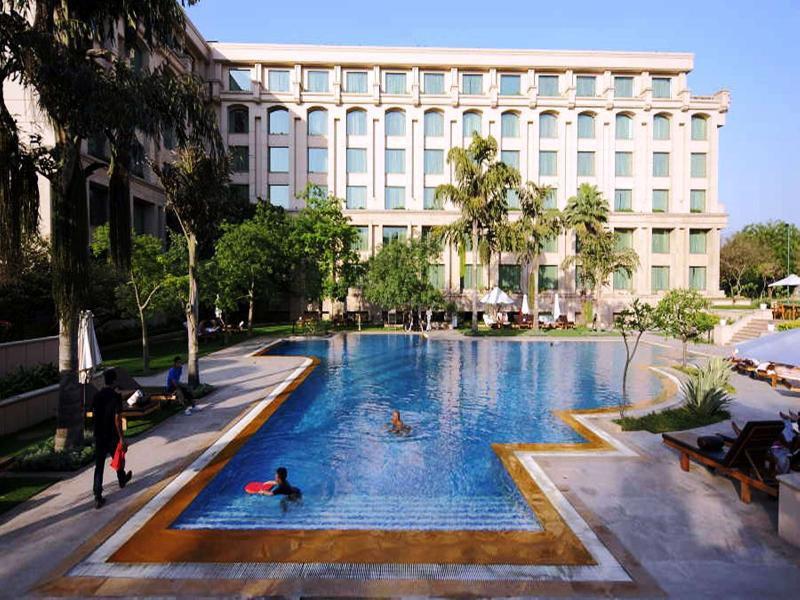 The Grand New Delhi Pool