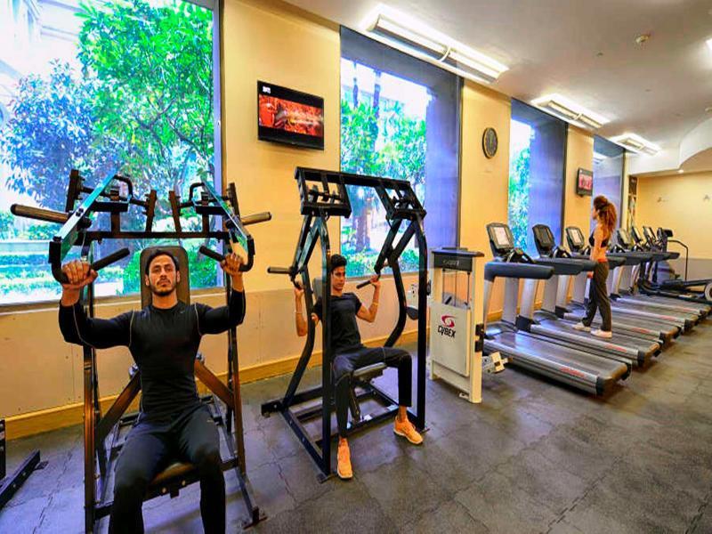 The Grand New Delhi Sport und Freizeit