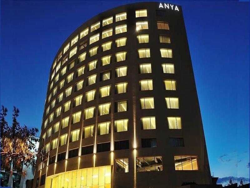 Anya Gurgaon Außenaufnahme